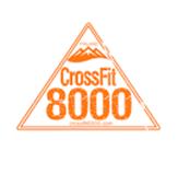 Crossfit 8000 logo